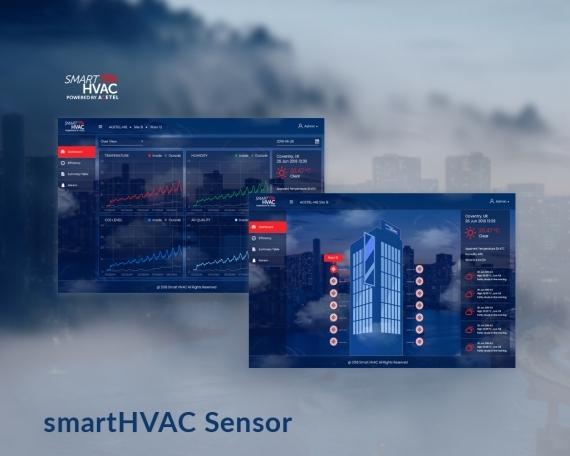 SMART-HVAC SENSOR